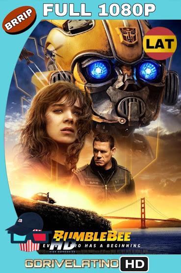 Bumblebee (2018) BRRip 1080p Latino-Ingles MKV