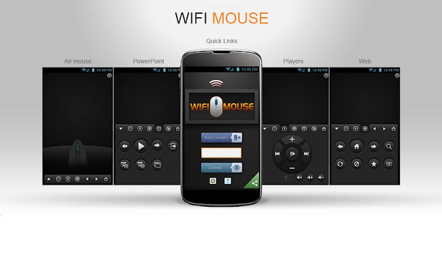 Download WiFi Mouse Pro v3.3.3 Full Apk Terbaru Gratis