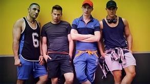 Devian hooks up with 3 guys – Devian, Philippe, Fabien & Max Toro