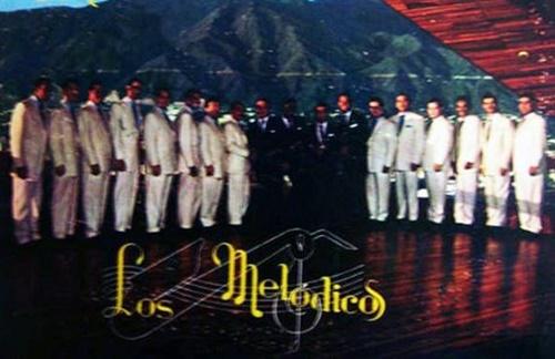 Los Melodicos - Pa Pa Pa Pa Ya