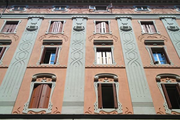 italie trieste liberty via gaspara stampa