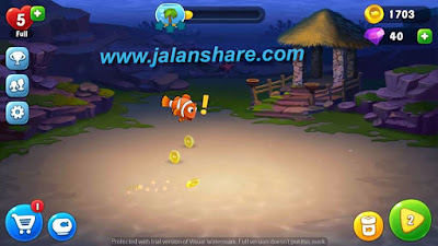 Download Fishdom Mod Apk Data Terbaru