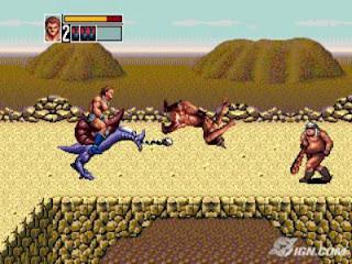 Golden Axe III Game Free Download