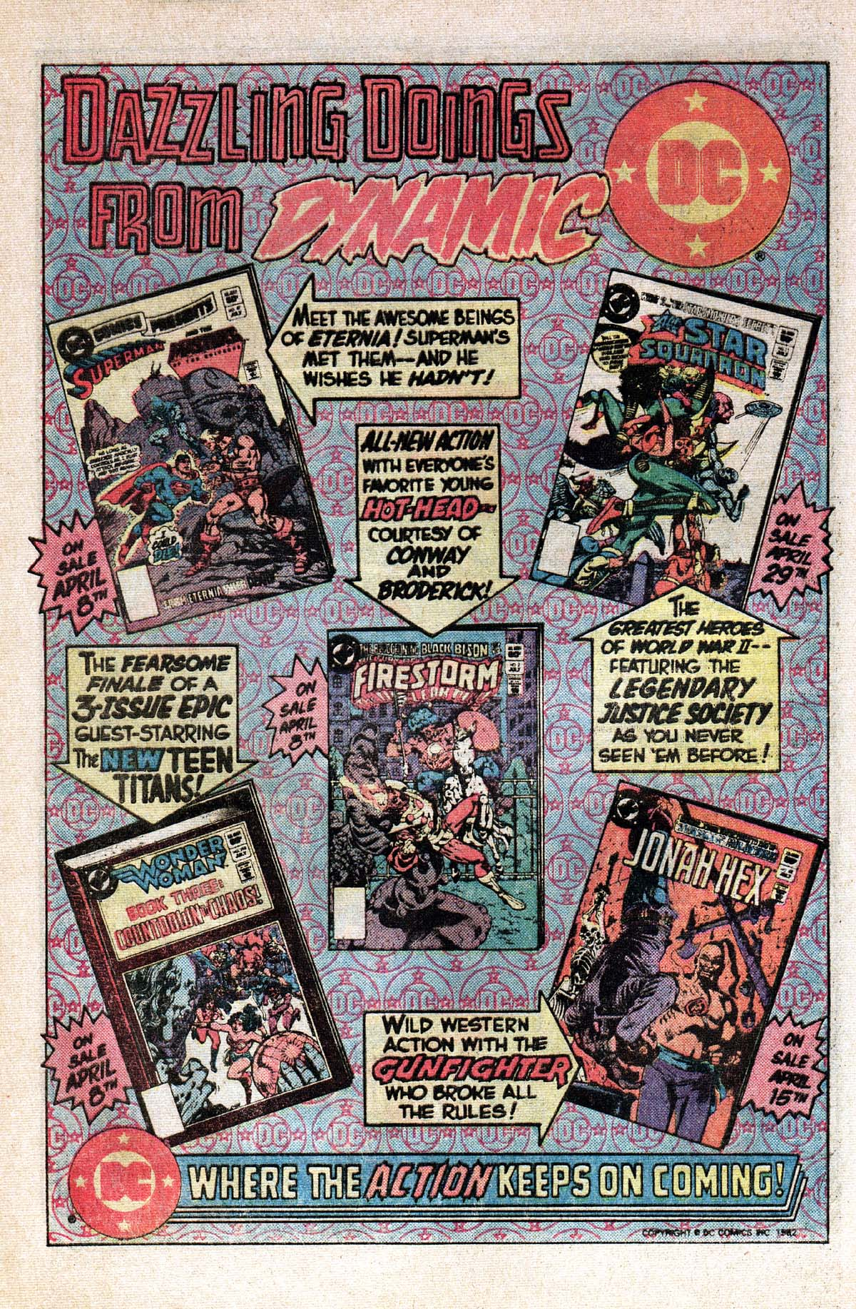 Read online World's Finest Comics comic -  Issue #281 - 7