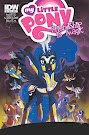 MLP Friendship is Magic #8 Comic Cover A Variant
