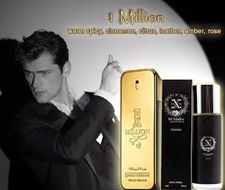 Paco Rabanne,1 Million,Dexandra,Perfume