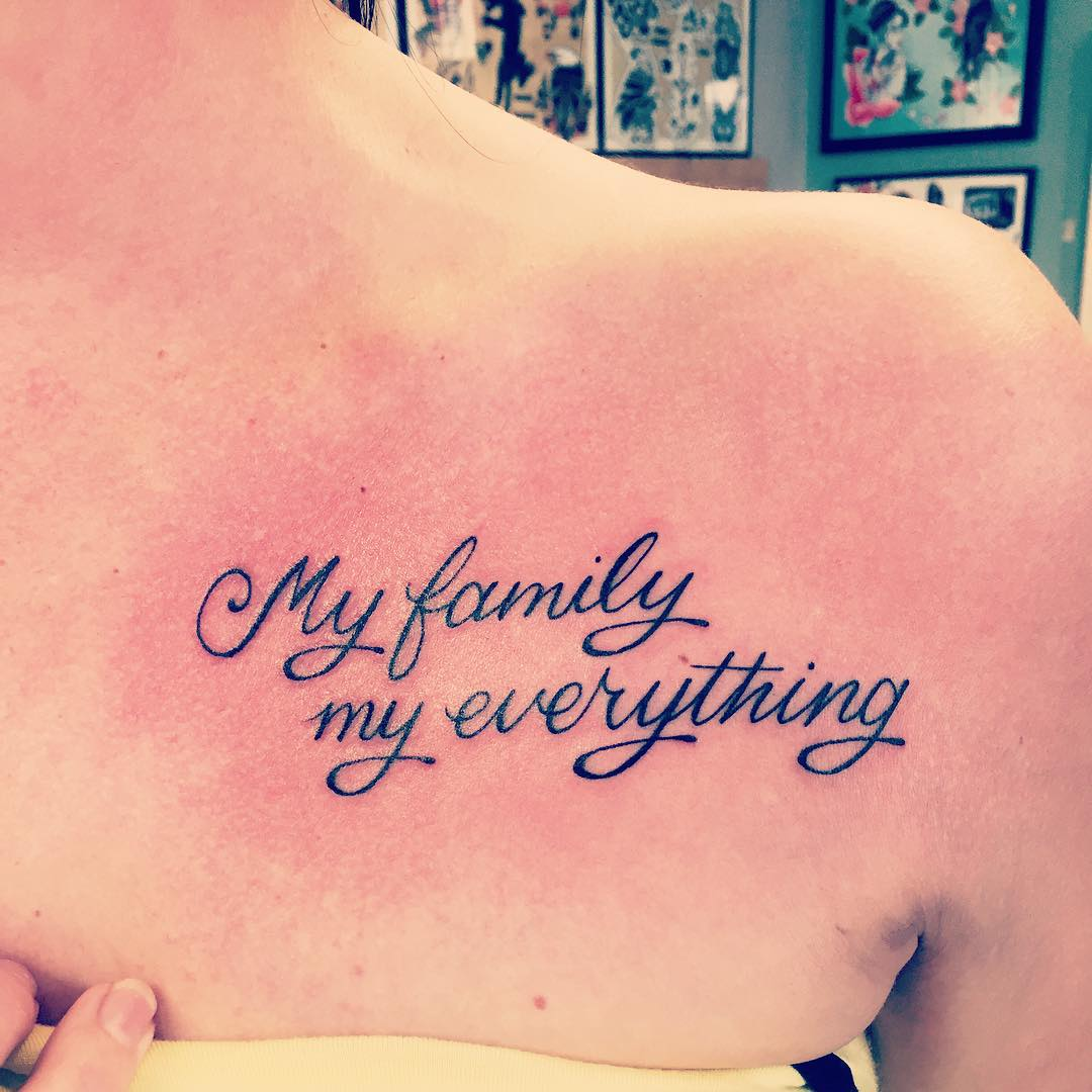 Mytattooland.com: Family tattoo ideas