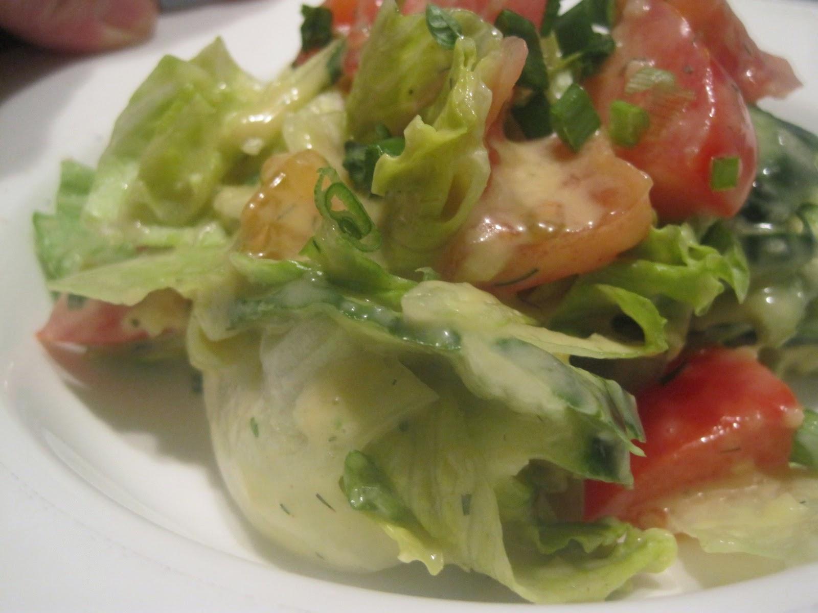 glatzkochs welt salat mit bananen senf dressing. Black Bedroom Furniture Sets. Home Design Ideas