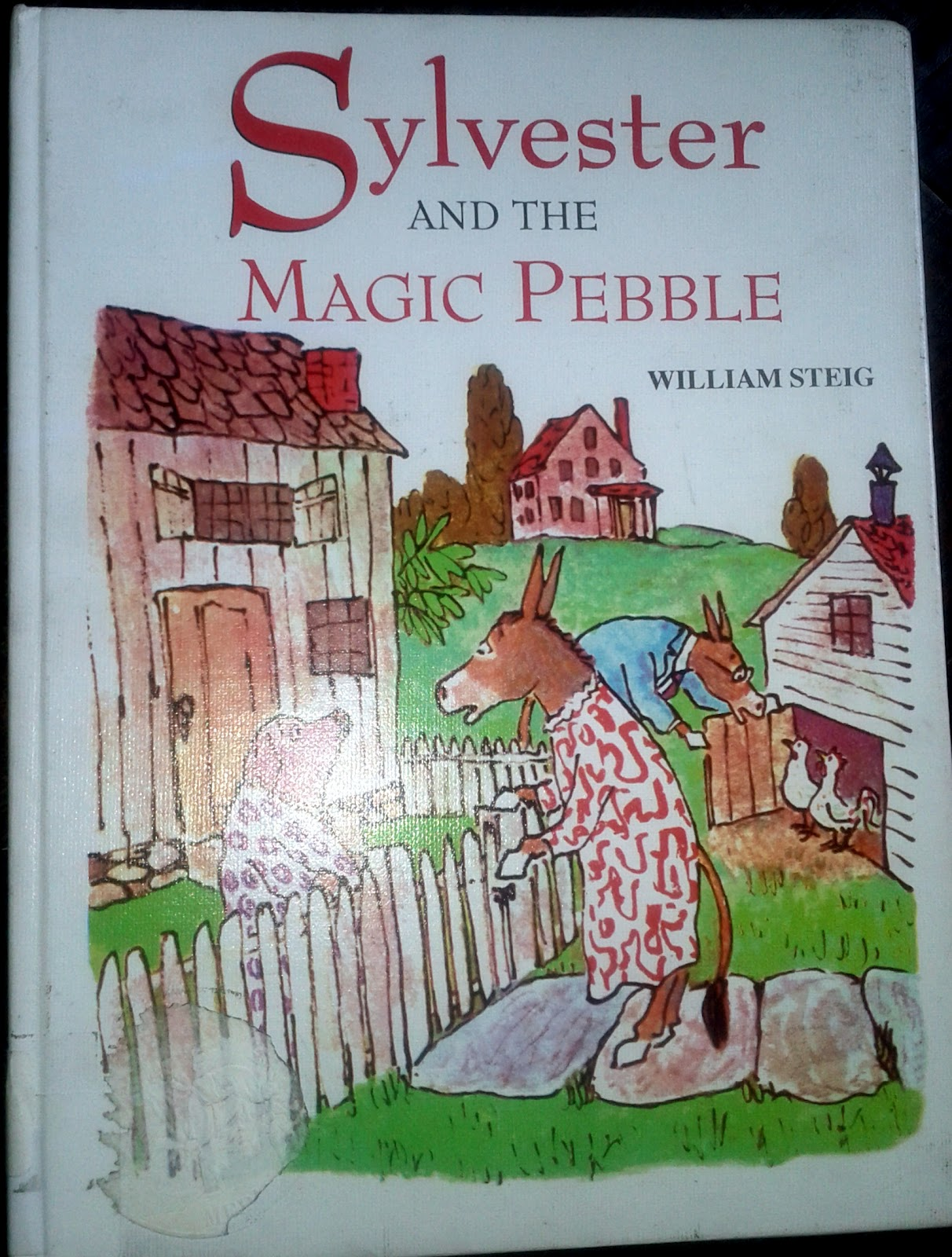 Children S Books Rock Sylvester And The Magic Pebble