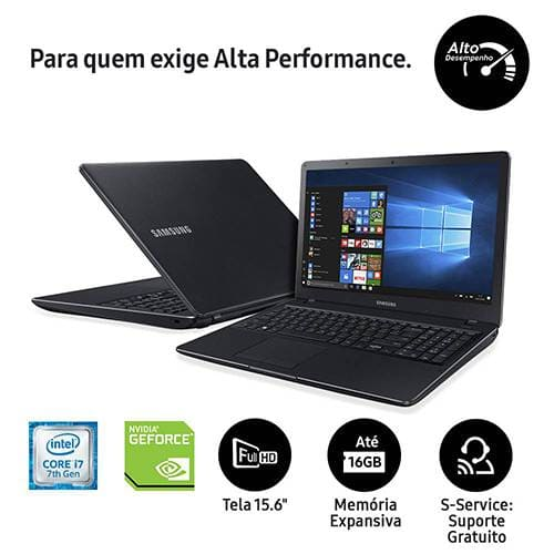 Foto da Notebook Samsung Expert X41 NP300E5M-XF3BR