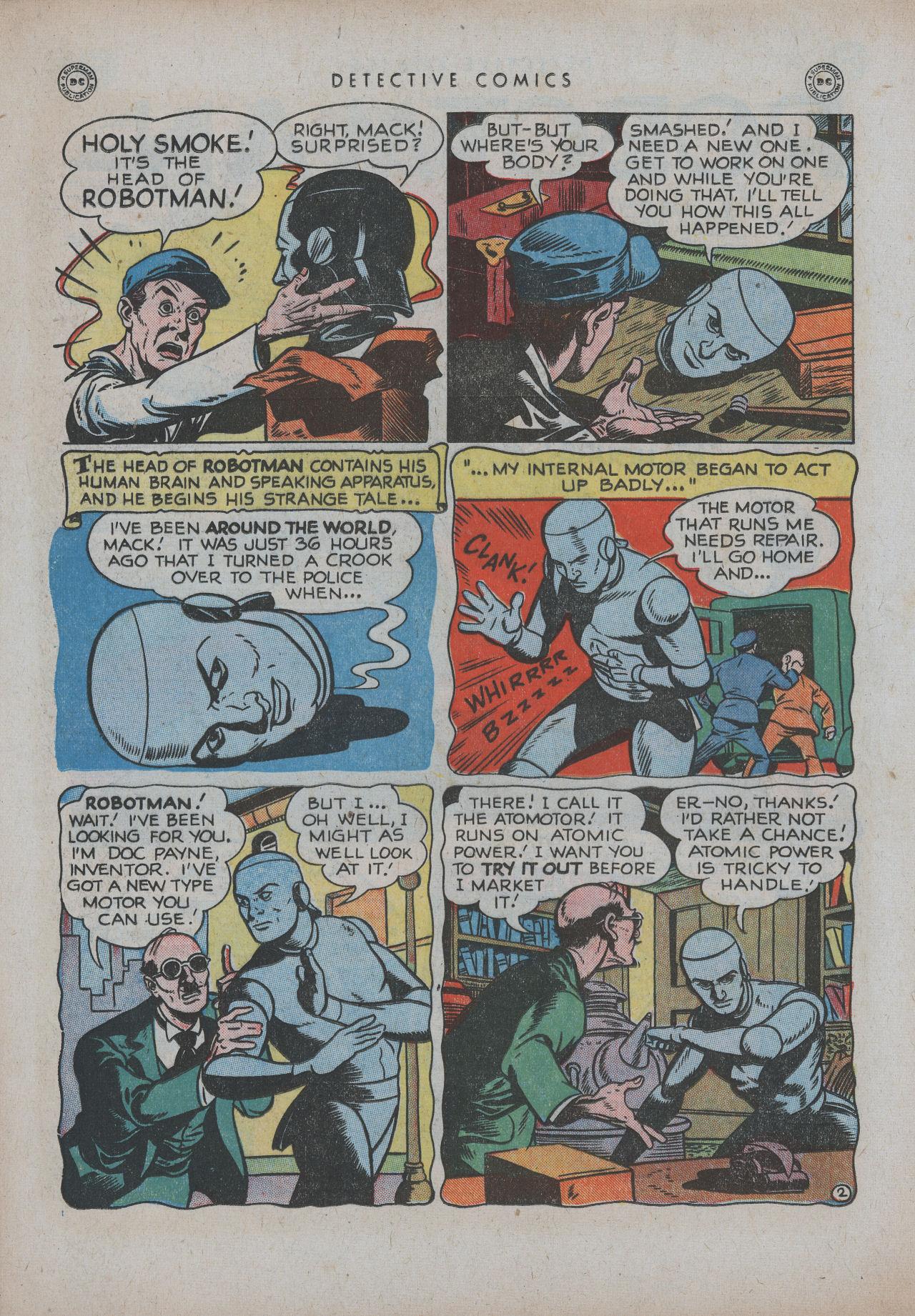 Detective Comics (1937) 151 Page 17
