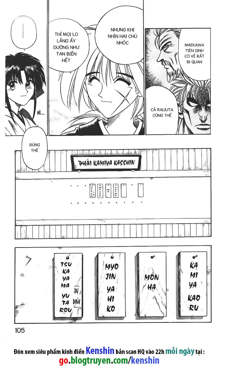 Rurouni Kenshin chap 44 trang 17