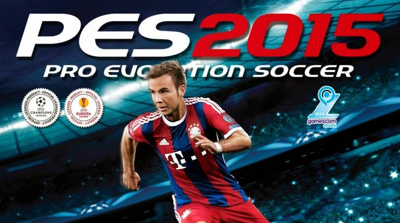 Cheat Master League PES 2015
