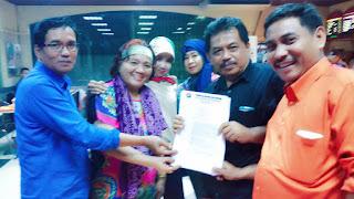 Terima SK, Rahmat  Siap Besarkan PWO Di Jawa Tengah