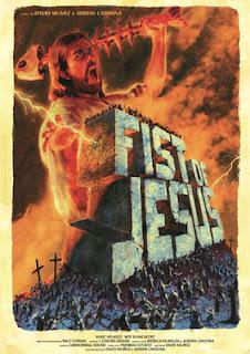 Fist of Jesus zombie shortfilm
