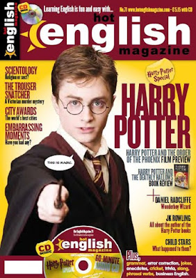 Hot English Magazine - Number 71