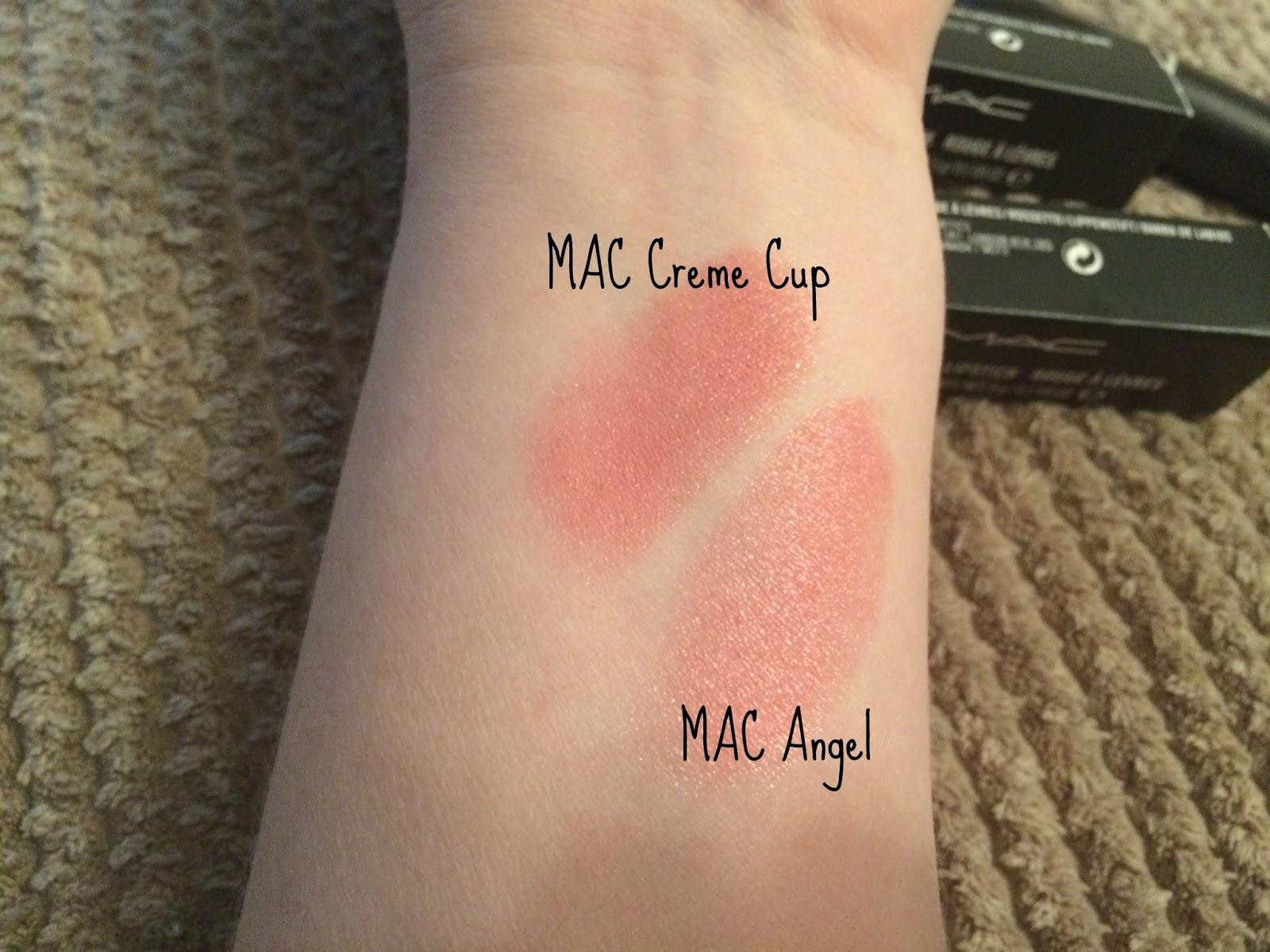 mac creme cup vs angel - photo #13