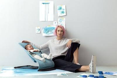 Baby Bjoern Reisebett Erfahrungen Watercolor Kollektion Gewinnspiel Verlosung Runzelfuesschen