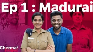 Chennai loves Madurai | Chennai-in Kadhal | With English Subtitles | Mini Series | 1 Kg Biriyani