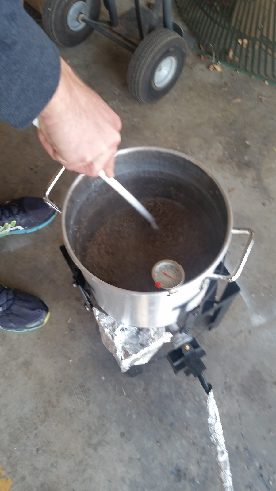 Counter Brew: Making Great Beer with Common Sense  : Trippe