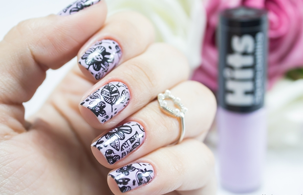 Carimbos de unhas: Como fazer unhas decoradas fáceis