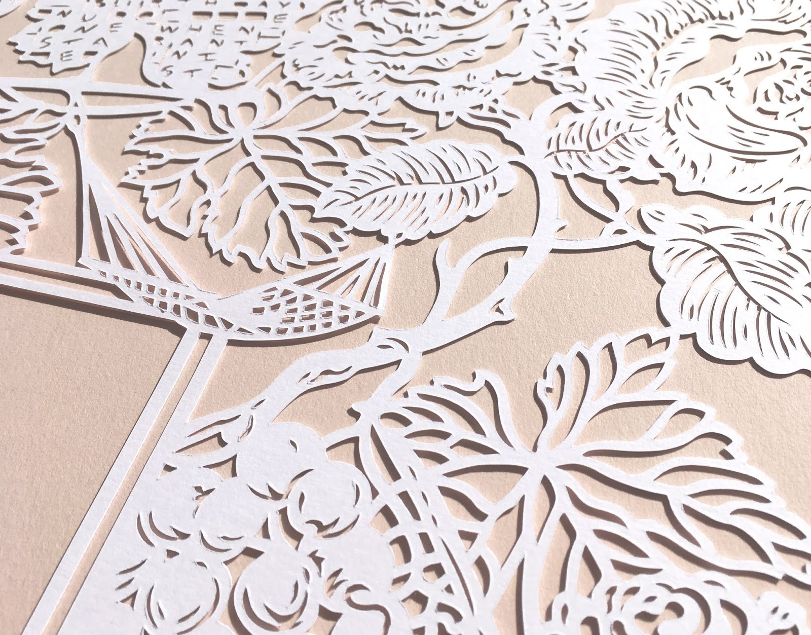 by Woodland Papercuts