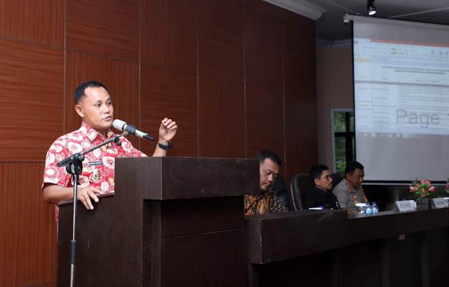 Pemkab Lamsel Minta Pelaksana JTTS Tanggung Jawab Dampak Pembangunan Tol