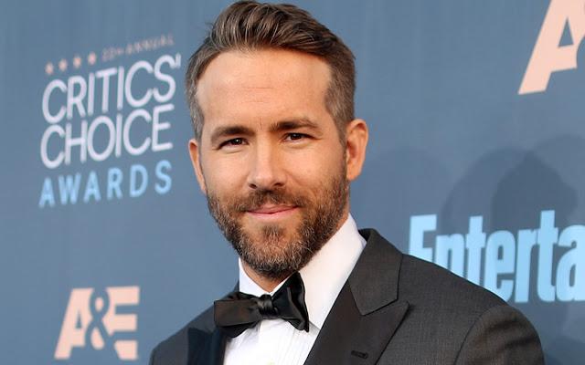 Biodata dan Profil Ryan Reynolds