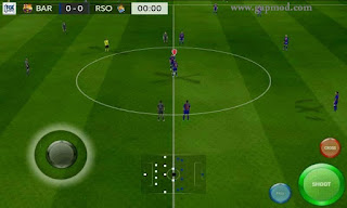 Download FTS Mod FIFA 17 Soccer v3 by Anwar Apk + Data Android