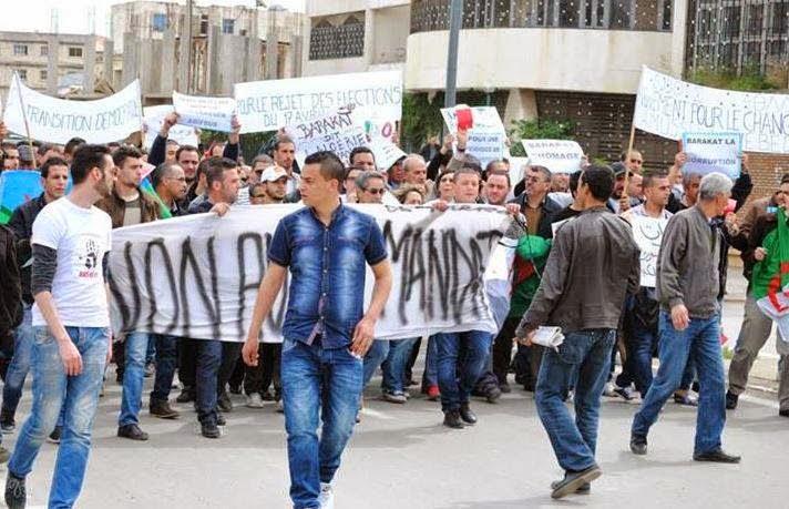 Algeria: Bouteflika Barakat!