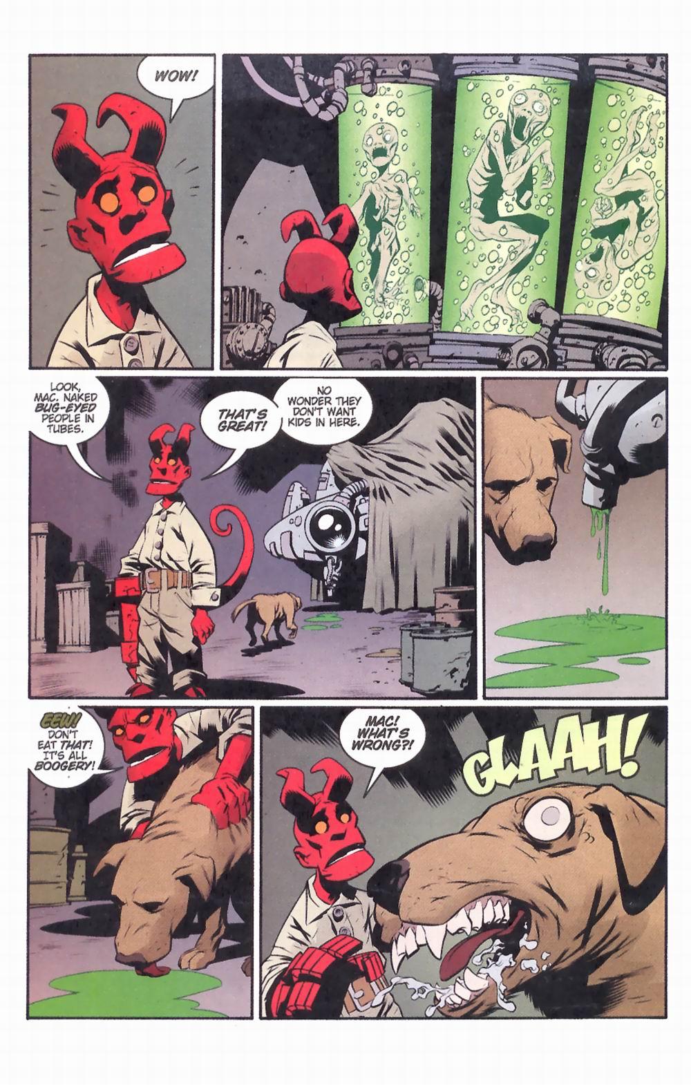 Read online Hellboy: Weird Tales comic -  Issue #2 - 26