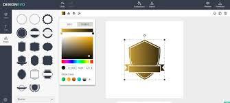 DesignEvo .. منصة لإنشاء شعارات احترافية مجاناً.