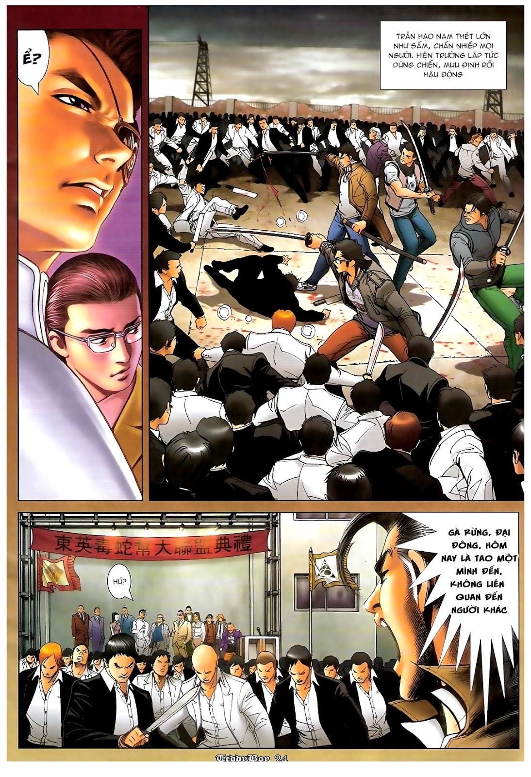 Người Trong Giang Hồ - Chapter 1219: Sống chết cũng theo - Pic 21