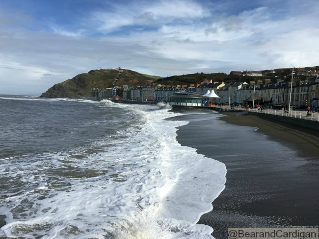 10 Things To Do Near Aberystwyth. The sea front