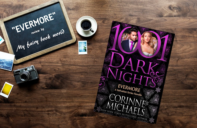 "CZYTAM W ORYGINALE: 1001 DARK NIGHTS. ""EVERMORE"", CORINNE MICHAELS"