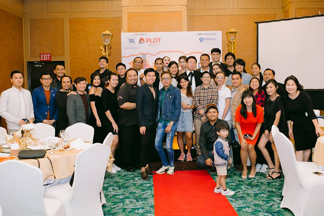 Finalists, Bloggers, Guests and Sponsors during the 10th Best Cebu Blogs Awards