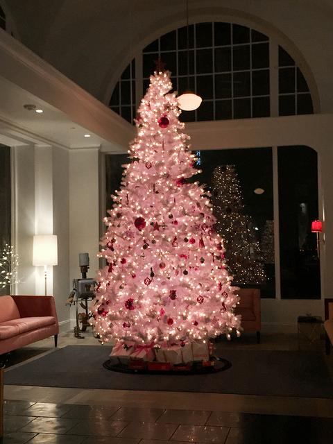 Rosa Weihnachtsbaum.Rosa Weihnachtsbaum Die Schönsten Künstlichen Weihnachtsbäume In