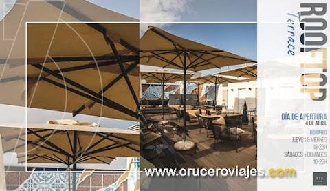 NYX Hotel Madrid abre su Rooftop Terrace: tu próximo Place To Be esta primavera
