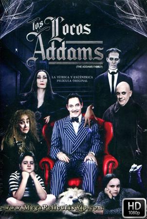 Los Locos Addams [1080p] [Latino-Castellano-Ingles] [MEGA]
