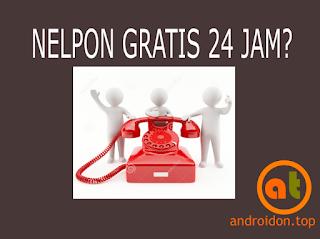 Telepon Gratis 24 Jam