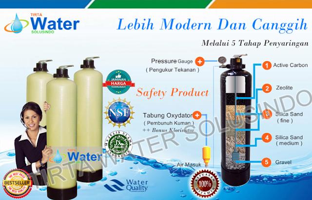 filter penjernih air cibinong bogor