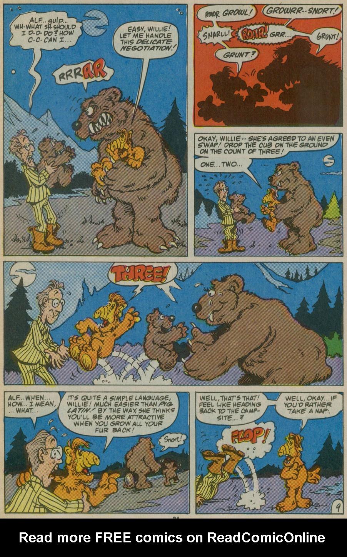Read online ALF comic -  Issue # _Annual 1 - 22