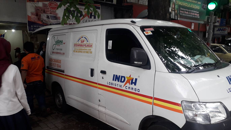 Hello Pt Indah Logistik Cargo