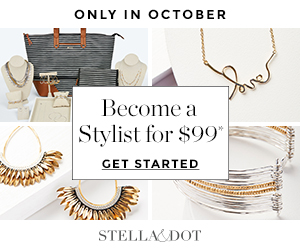 Stella & Dot New Stylist Sign-Up Special