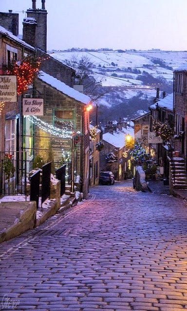 Haworth,  West Yorkshire England