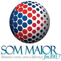 Rádio Som Maior FM 100.7 de Criciúma SC
