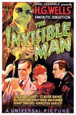 El Hombre Invisible (1933) de James Whale