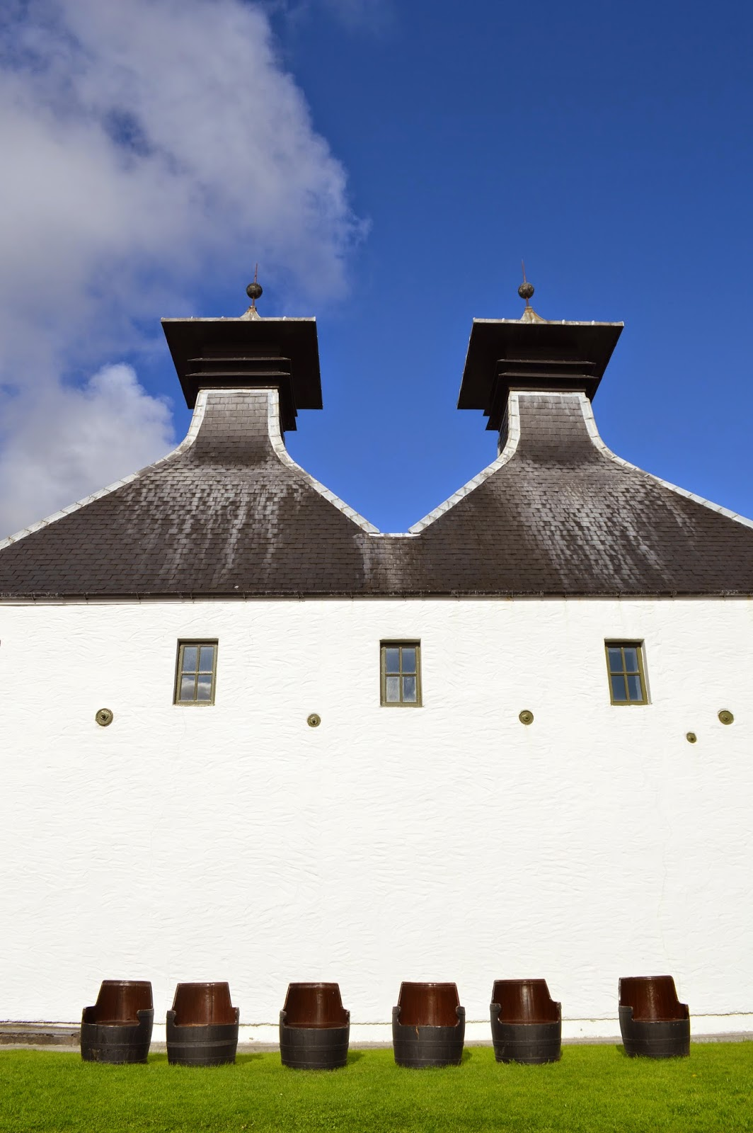 Ardbeg Distillery, Islay, Scotland