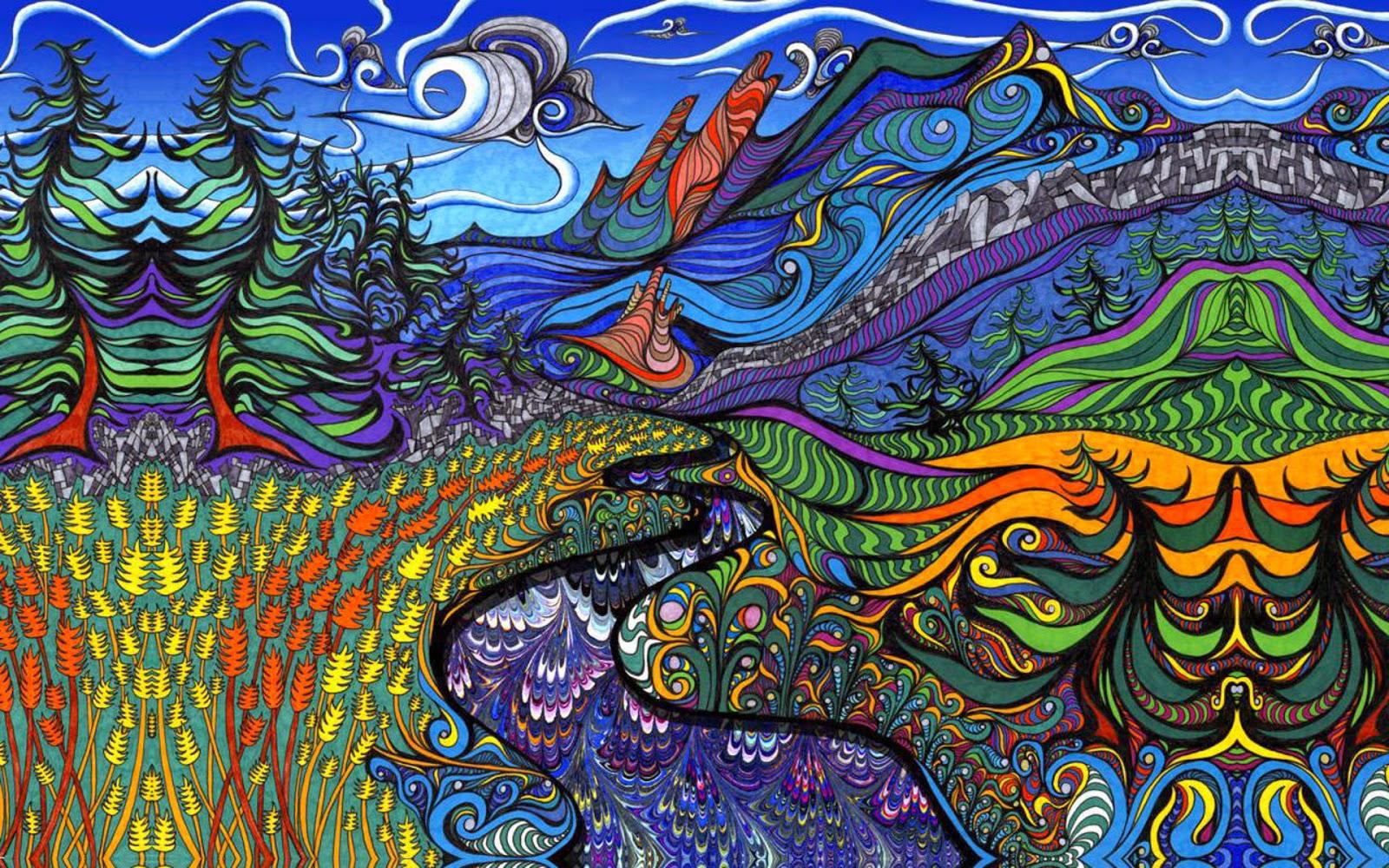 1920x1440 psychedelic art fine psychedelic cartoon freecartoon s