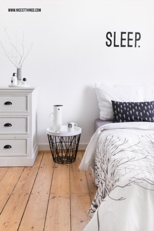 Schlafzimmer Nachttisch Weiß Happy Friday Home Tree Bedsheets #schlafzimmer #happyfriday
